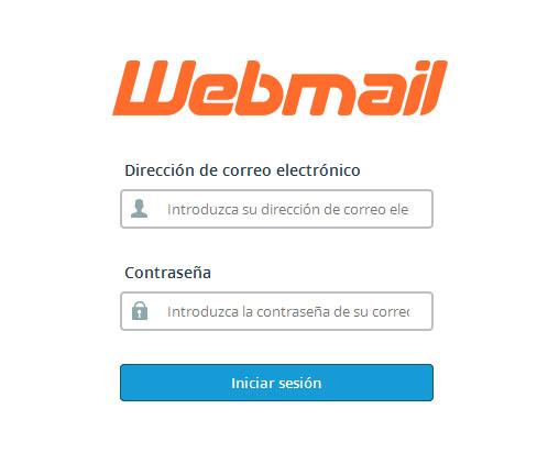 Como acceder a webmail