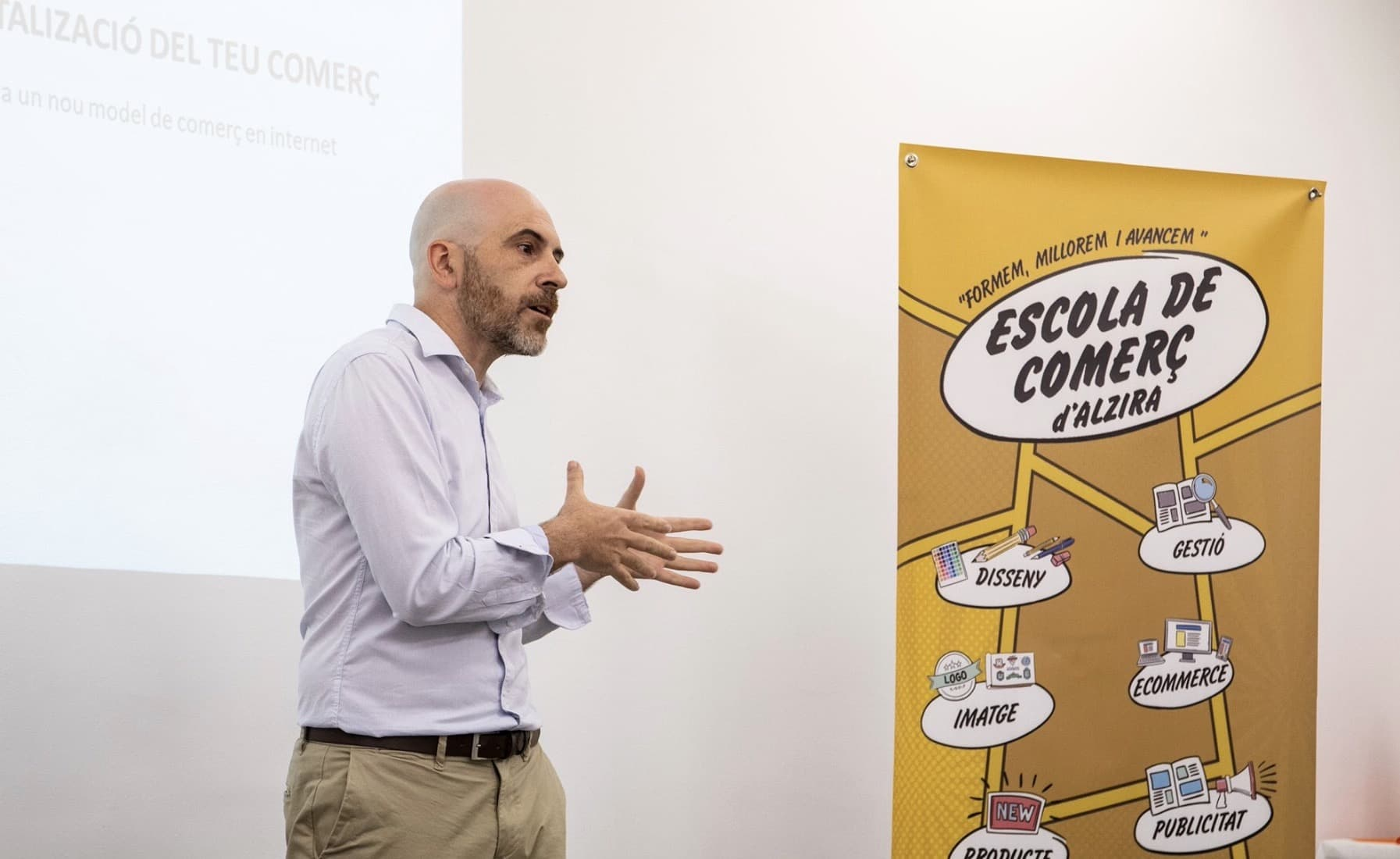 Javier Sancho Boils en Idea Alzira