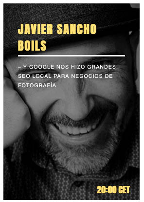 Javier Sancho Boils Seo local
